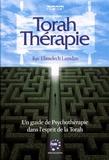 Elimelech Lamdan - Torah Thérapie - Un guide de psychothérapie dans l'esprit de la Torah.