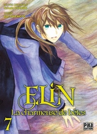 Itoe Takemoto - Elin, la charmeuse de bêtes T07.