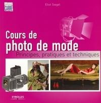Histoiresdenlire.be Cours de photo de mode - Principes, pratiques et techniques Image