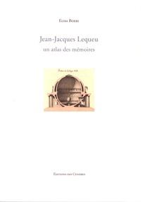 Elisa Boeri - Jean-Jacques Lequeu, un atlas des mémoires.