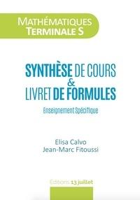Elisa Calvo - Maths Tle S - Synthèse de cours et livret de formule.