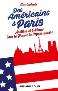 Histoiresdenlire.be Des Américains à Paris - Artistes et bohèmes dans la France de l'après-guerre Image