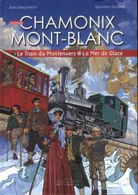 Elisa Giacomotti et Geoffrey Gillespie - Le train du Montenvers - La mer de Glace.