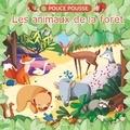 Elisa Patrissi - Les animaux de la forêt.