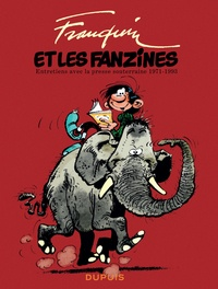 Accentsonline.fr Franquin et les fanzines - Entretiens avec la presse souterraine 1971-1993 Image