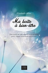 Elisabeth Allier - Ma boîte à bien-être.