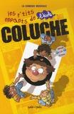 Elisabeth Amsallem et Didier Dervaux - Les p'tits-enfants de l'école Coluche. 1 CD audio