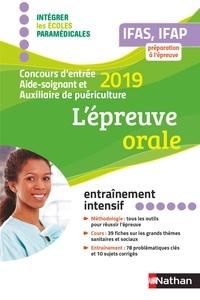 Elisabeth Baumeier - L'épreuve orale IFAS, IFAP - Concours d'entrée Aide-soignant et Auxiliaire de puériculture.