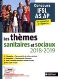 Elisabeth Baumeier - Les thèmes sanitaires et sociaux - Concours IFSI, AS, AP.