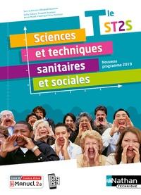 Elisabeth Baumeier et Kathy Ajakane - Sciences et techniques sanitaires et sociales Tle ST2S.
