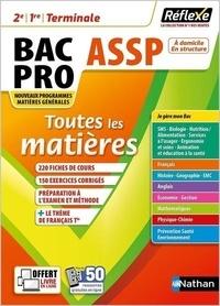 Elisabeth Baumeier et Caroline Lavaivre - Toutes les matières Accompagnement, Soins et Services à la Personne Bac Pro 2e, 1re, Tle.