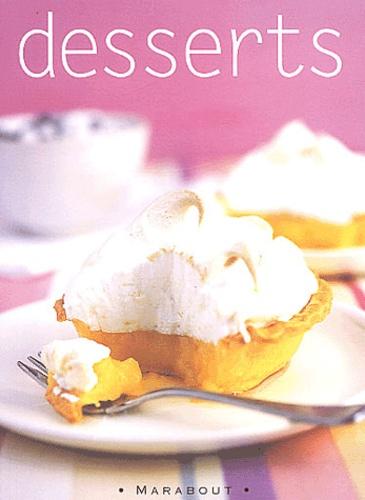 Elisabeth Boyer - Desserts.