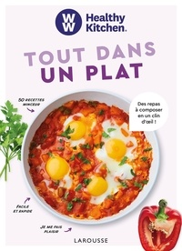 Elisabeth Boyer et Aimery Chemin - Tout dans un plat ! - Des repas à composer en un clin d'oeil.
