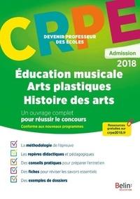 Elisabeth Bozzi et Anne Gavarret - Education musicale, arts plastiques, histoire des arts - Epreuve orale d'admission CRPE.