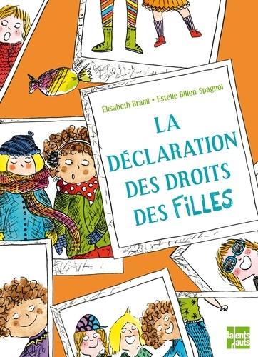 La Declaration Des Droits Des Filles 5 A 9 Ans