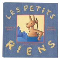 Elisabeth Brami et Philippe Bertrand - Les petits riens.