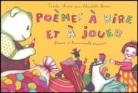 Elisabeth Brami et Emmanuelle Houdart - Poèmes à rire et à jouer.