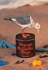 Elisabeth Brami - Voyage à Poubelle-Plage.