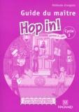 Elisabeth Brikké - Hop in! CM2 - Guide du maître. 2 CD audio