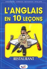 Elisabeth Brikké - L'Anglais en 10 leçons - Restaurant.