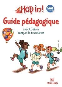 Elisabeth Brikké et Lucy Cuzner - New Hop in! CM1 cycle 3 - Guide pédagogique. 1 Cédérom