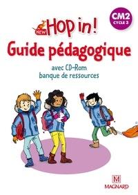 Elisabeth Brikké et Lucy Cuzner - New Hop in! CM2 - Guide pédagogique. 1 Cédérom
