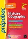 Elisabeth Brisson et Florence Holstein - Histoire Géographie 2de.