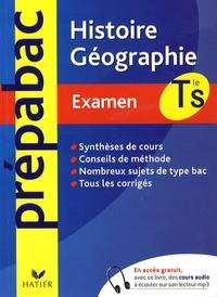 Elisabeth Brisson et Florence Smits - Histoire Géographie Terminale S.