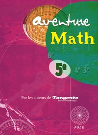 Elisabeth Busser et Christian Massot - Math 5e.