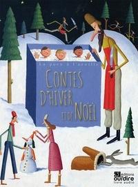 Elisabeth Calandry et Maury élisa De - Contes d'hiver et de Noël.