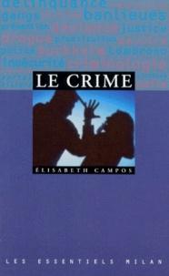 Elisabeth Campos - Le crime.