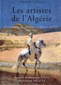 Les artistes de lAlgérie. Dictionnaire des peintres, sculpteurs, graveurs 1830-1962.pdf