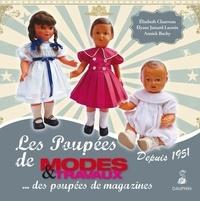 Poupées de Modes & Travaux depuis 1951- ... des poupées de magazines - Elisabeth Chauveau |