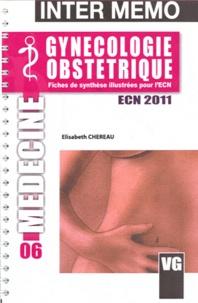 Elisabeth Chéreau - Gynécologie obstétrique.