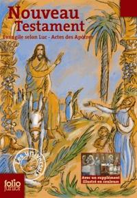 Elisabeth Cohat - Nouveau Testament - Evangile selon Luc - Actes des Apôtres.