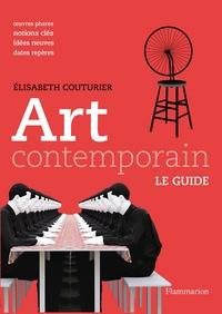 Art contemporain - Elisabeth Couturier |