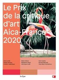 Elisabeth Couturier et Guy Boyer - Le Prix de la critique d'art Aica France.