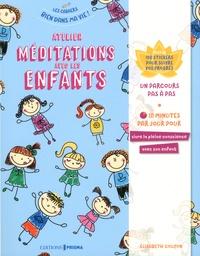 Elisabeth Couzon - Ateliers méditations avec les enfants.