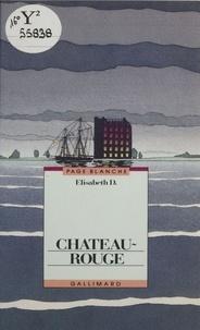 Elisabeth D - Château-Rouge.