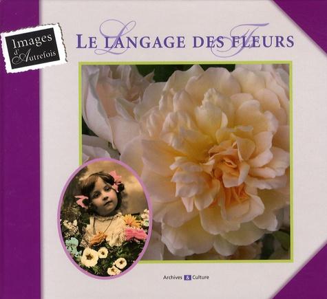 Elisabeth de Contenson - Le langage des fleurs.