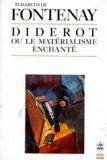 Elisabeth de Fontenay - Diderot ou le matérialisme enchanté.