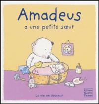Elisabeth de Galbert et Mandy Stanley - Amadeus a une petite soeur.