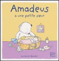 Elisabeth de Galbert et Mandy Stanley - Amadeus - 4 histoires et une peluche.