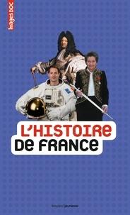 Elisabeth de Lambilly et Catherine Loizeau - L'histoire de France.