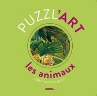 Elisabeth de Lambilly - Les animaux - L'art façon puzzle !.