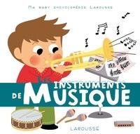 Sophie Verhille et Elisabeth de Lambilly - Les instruments de musique.