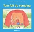 Elisabeth De Lambilly et Marie-Aline Bawin - Tom fait du camping.