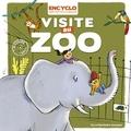 Elisabeth de Lambilly et Rémi Saillard - Visite au zoo.