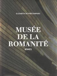 Elisabeth de Portzamparc - Musée de la Romanité - Nîmes.