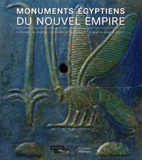 Elisabeth Delange - Monuments égyptiens du Nouvel Empire - Chambre des ancêtres, annales de Thoutmosis III, décor de palais de Séthi Ier.